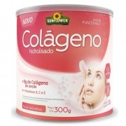 Colágeno Hidrolisado 300 g - Sunflower