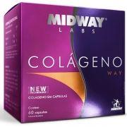 Colágeno Way 60 cápsulas - Midway