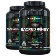 Compre 1 Leve 2 Sacred Whey - 907 g - Black Skull