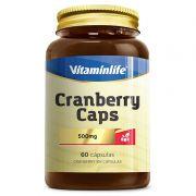 Cranberry Caps 60 cápsulas - Vitamin Life