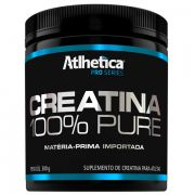 Creatina 100% Pure Pro Series 300 g - Atlhetica