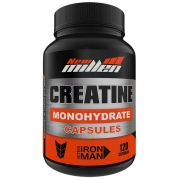 Creatina Monohidratada 120 Cápsulas - New Millen