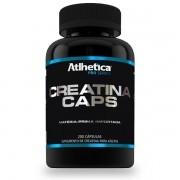 Creatina Pro Series 200 cápsulas - Atlhetica