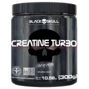 Creatina Turbo 300g - Black Skull