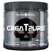 Creatpure 150 g - Black Skull
