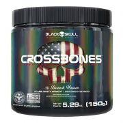 Crossbones 150g - Black Skull