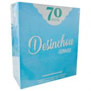 Desinchou Sonhos - 70 Sachês - Desinchou