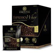 Espresso Whey - 14 Sachês - Essential Nutrition