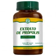 Extrato de Propolis 400mg 60 Cápsulas - Suport