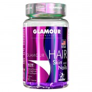 Glammour Hair Skin and Nails 60 cápsulas - Midway