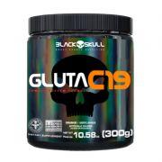Gluta C19 300g - Black Skull