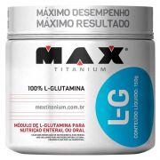 Glutamina - 300g - Max Titanium
