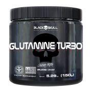 Glutamine Turbo - 150g - Black Skull