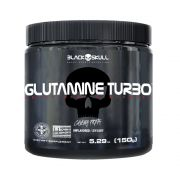Glutamine Turbo - 150g - Black Skull