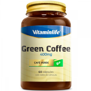 Green Coffee 60 cápsulas - Vitamin Life