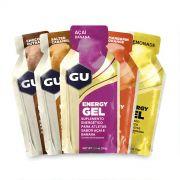 Gu Energy Gel - 24 Sachês de 32g - GU ENERGY