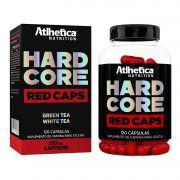 Hardcore Red Caps - 120 Cápsulas - Atlhetica Nutrition