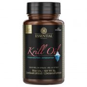 Krill Oil 60 Softgels - Essential Nutrition