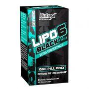 Lipo 6 Black Hers - 60 Cápsulas - Nutrex