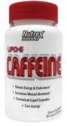 Lipo 6 Caffeine 60 Cápsulas - Nutrex