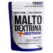 Maltodextrina + Dextrose 1kg - Profit