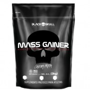 Mass Gainer 3 Kg - Black Skull
