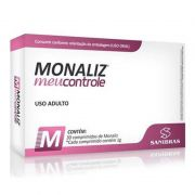 Monaliz 30 Cápsulas - Power Supplements