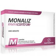 Monaliz 30 Cápsulas - Power Supplements - Sanibras