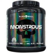Monstrous Gainer 2,7 Kg - Black Skull