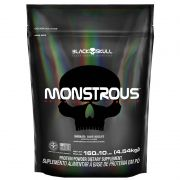 Monstrous Gainer 4,55 Kg - Black Skull