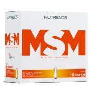 MSM 900mg + Vitaminas + Biotina 60 Cápsulas - Nutrends