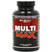Multi Max 60 Cápsulas - Bio Sport