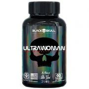 Multivitamínico Ultrawoman 60 Tabletes - Black Skull