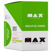 New Up Gel - 10 Sachês de 30g - Max Titanium