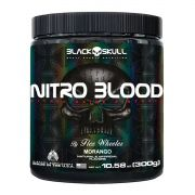 Nitro Blood 300g - Black Skull
