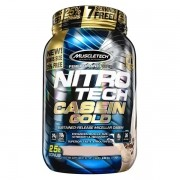 Nitro tech Casein Gold 1,1kg - Muscletech
