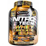 Nitro Tech Whey Isolate Gold 1,8kg - Muscletech