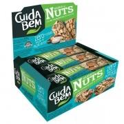 Nuts Bar 24 unidades - Cuida Bem