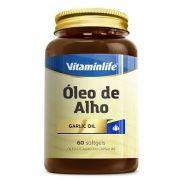 Óleo de alho 60 cápsulas - Vitamin Life