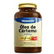 Óleo de Cártamo 120 cápsulas - Vitamin Life