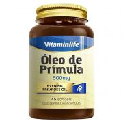 Óleo de Prímula 45 cápsulas - Vitamin Life