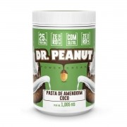 Pasta de Amendoim Coco - 1,005kg - Dr. Peanut