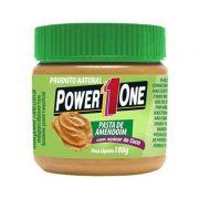 Pasta de Amendoim com Açúcar de Coco - 180g - Power One