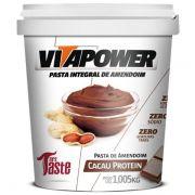 Pasta de Amendoim Saborizada 1kg - Vitapower