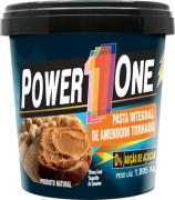 Pasta de amendoim tradicional Integral 1 Kg - Power One