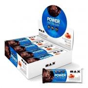 Power Protein Bar 8 unidades 90g - Max Titanium
