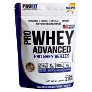 Pro Whey Advanced 2kg - Profit