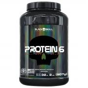 Protein 6 900g - Black Skull