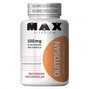 Quitosan 120 Cápsulas - Max Titanium