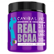 Real Bcaa 3:1:1 300g - CANIBAL INC